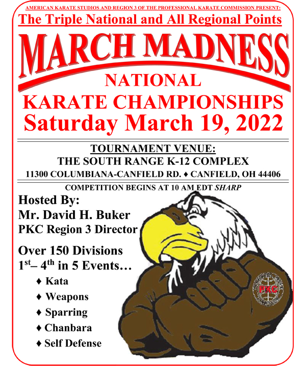 ***March Madness @ South Range High School