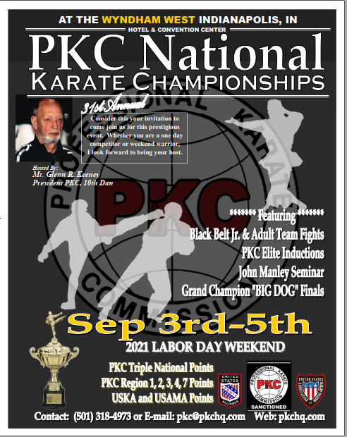 ***PKC International Karate Championships @ Wyndham Indpls West